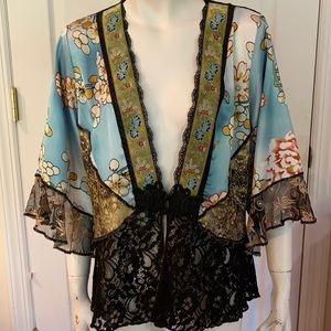 Stunning, Vintage Spencer Alexis Kimono/Jacket ♥️